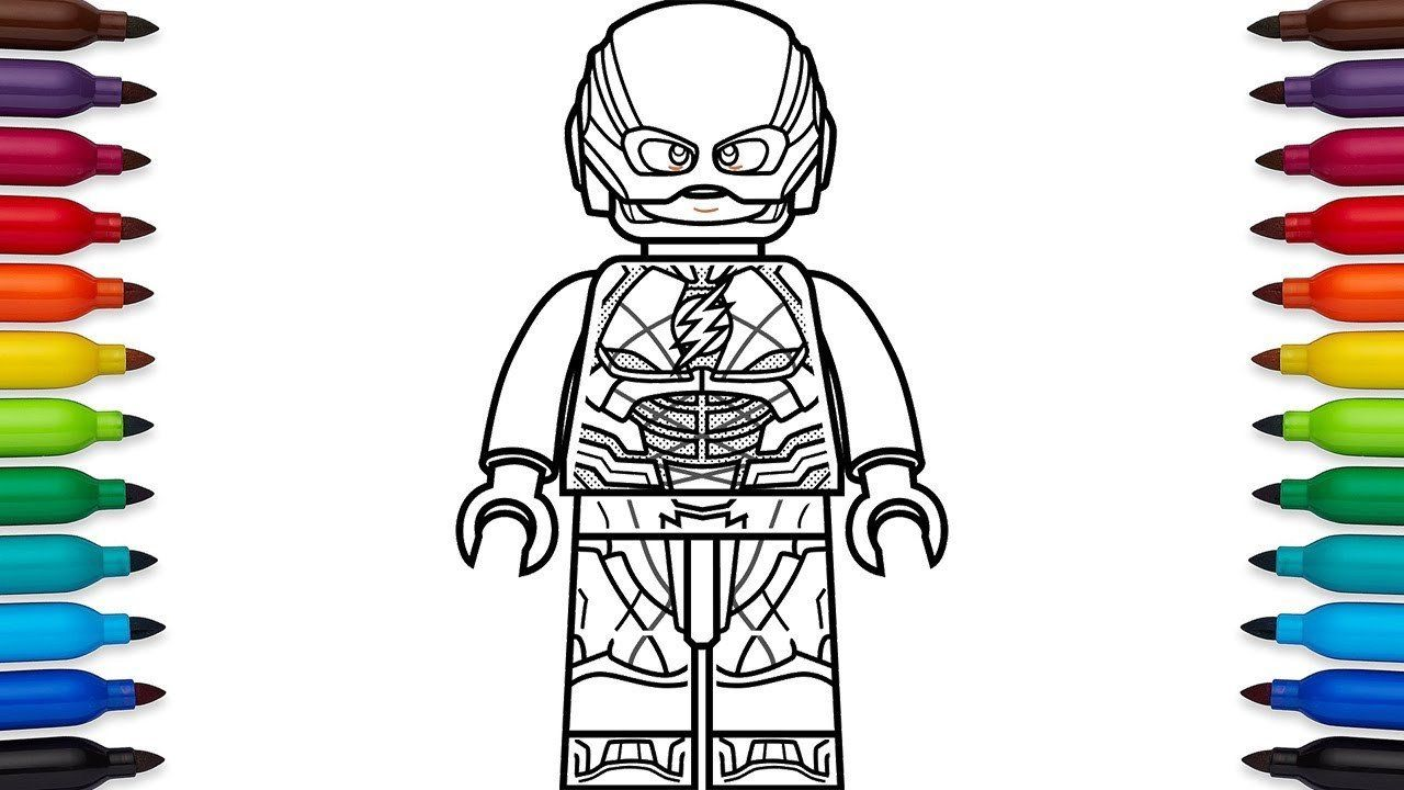 Justice League Coloring Pages Lovely Coloring 42 Splendi ...