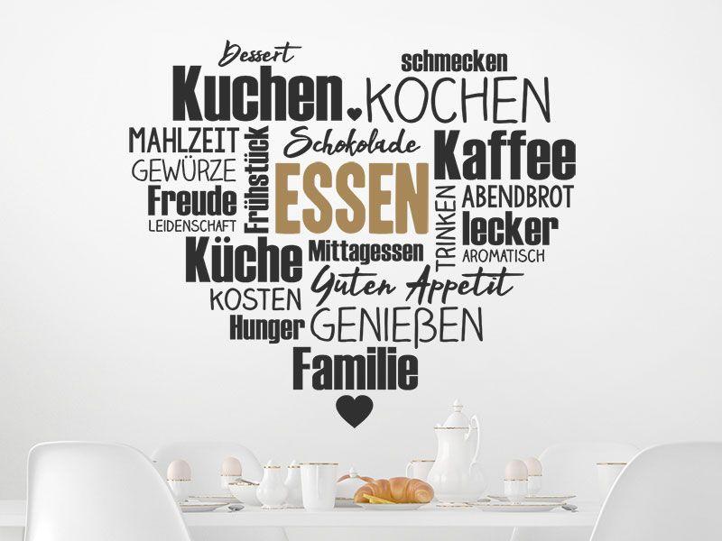 Wandtattoo Spruch Familie Family WIR Haus Liebe Sprüche Spruch Ca.75x25cm  B387