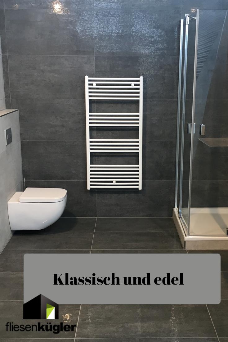 Weiss War Gestern Denn Auch Im Edlem Grau Konnt Ihr Euer Badezimmer