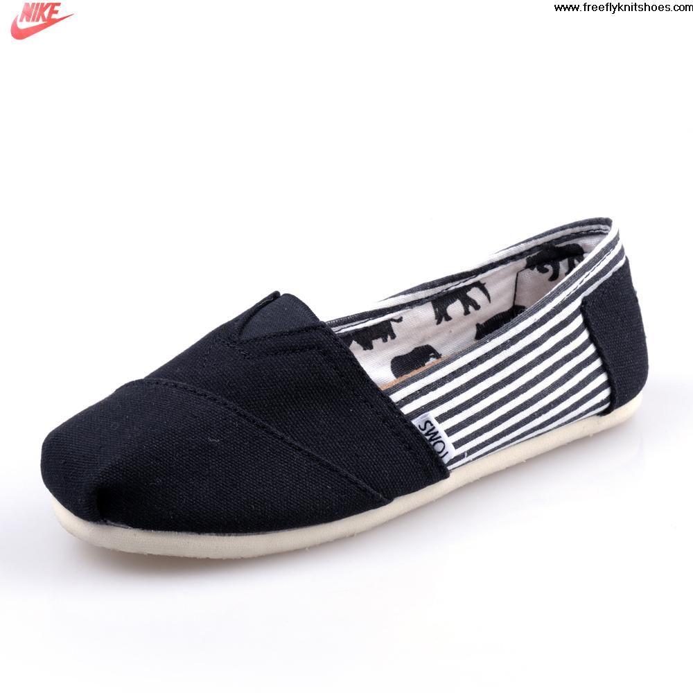 b40737fd462 Sale Discount University Stripe Black Mens Classics Toms Shoes Casual shoes  Store