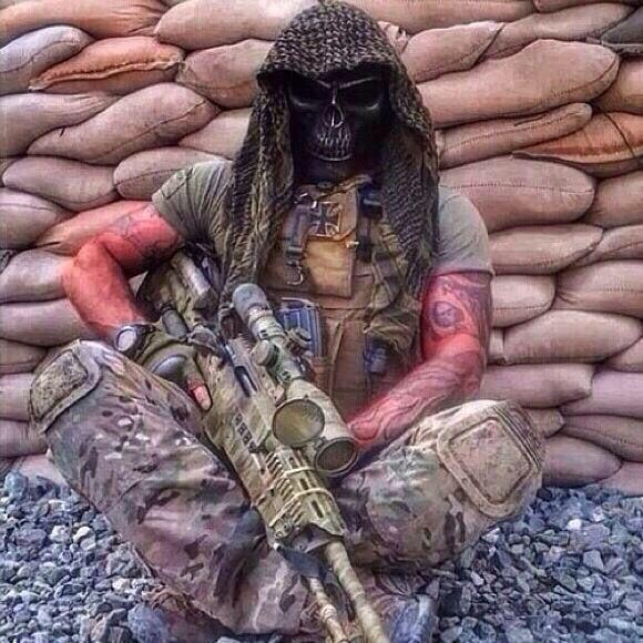 Bad Ass Sniper!