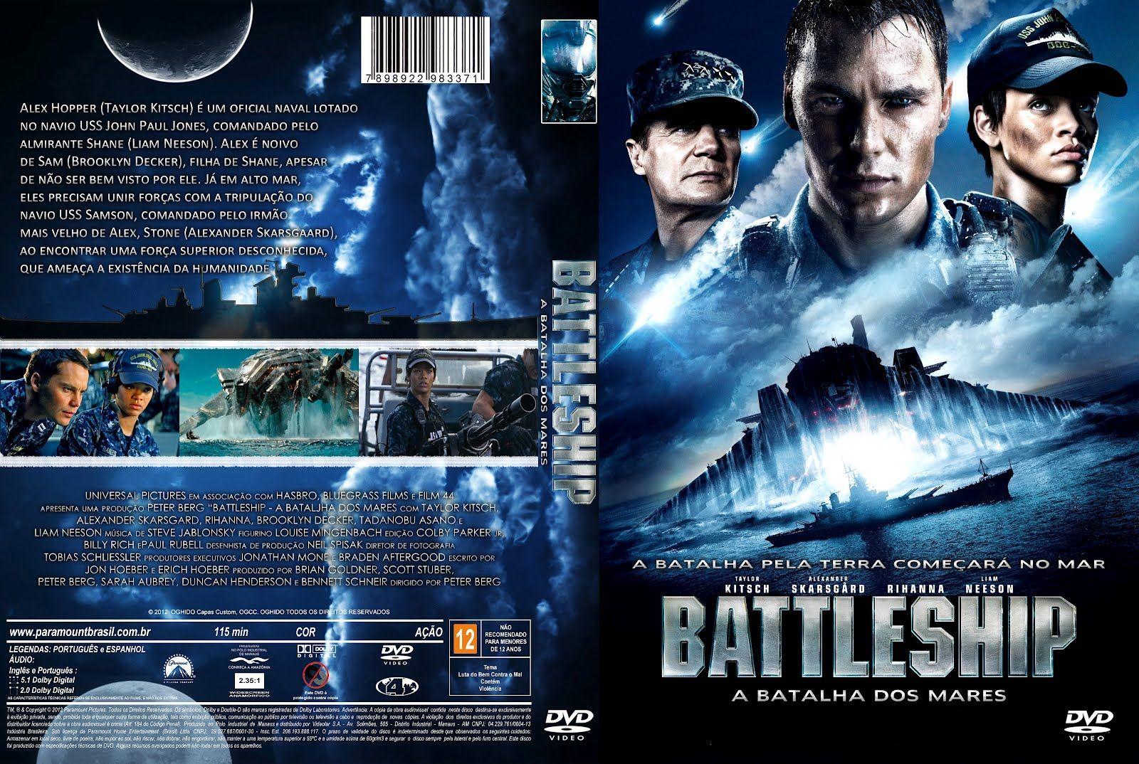 Battleship A Batalha Dos Mares 2012 Com Imagens Batalha