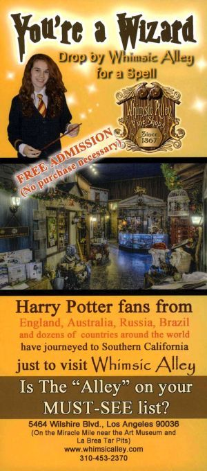 Harry Potter Travel Brochure ! Brochures Pinterest Brochures - travel brochure