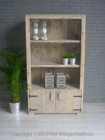 boekenkast landelijk