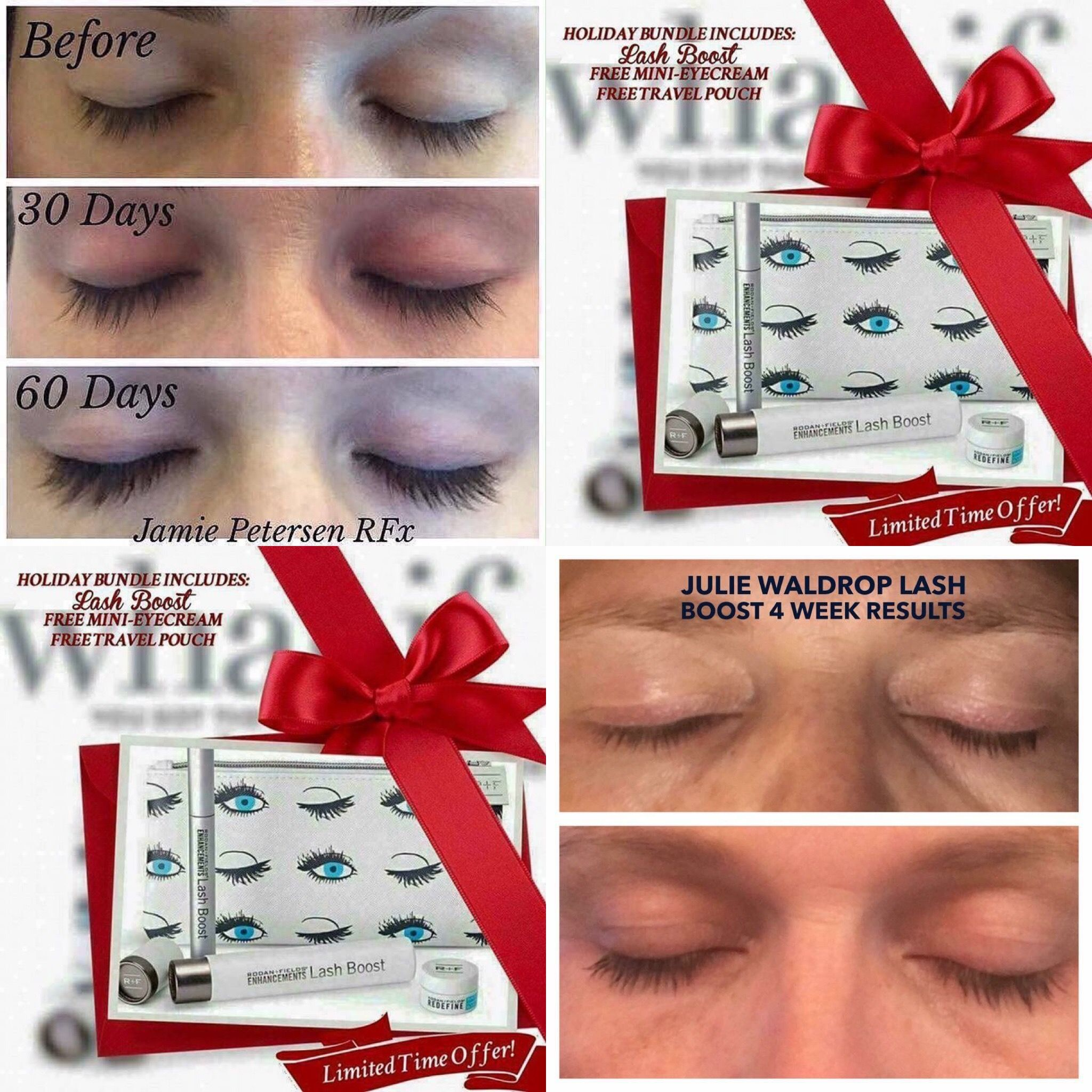 amazing gift idea only 5 more weekends until christmas want longer darker fuller looking lashes before christmas need a gift for yourself