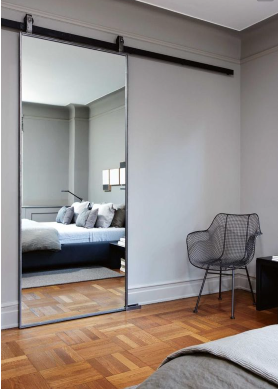 Bedroom Mirror Designs That Reflect Personality Mirror Wall Bedroom Bedroom Design Home Bedroom