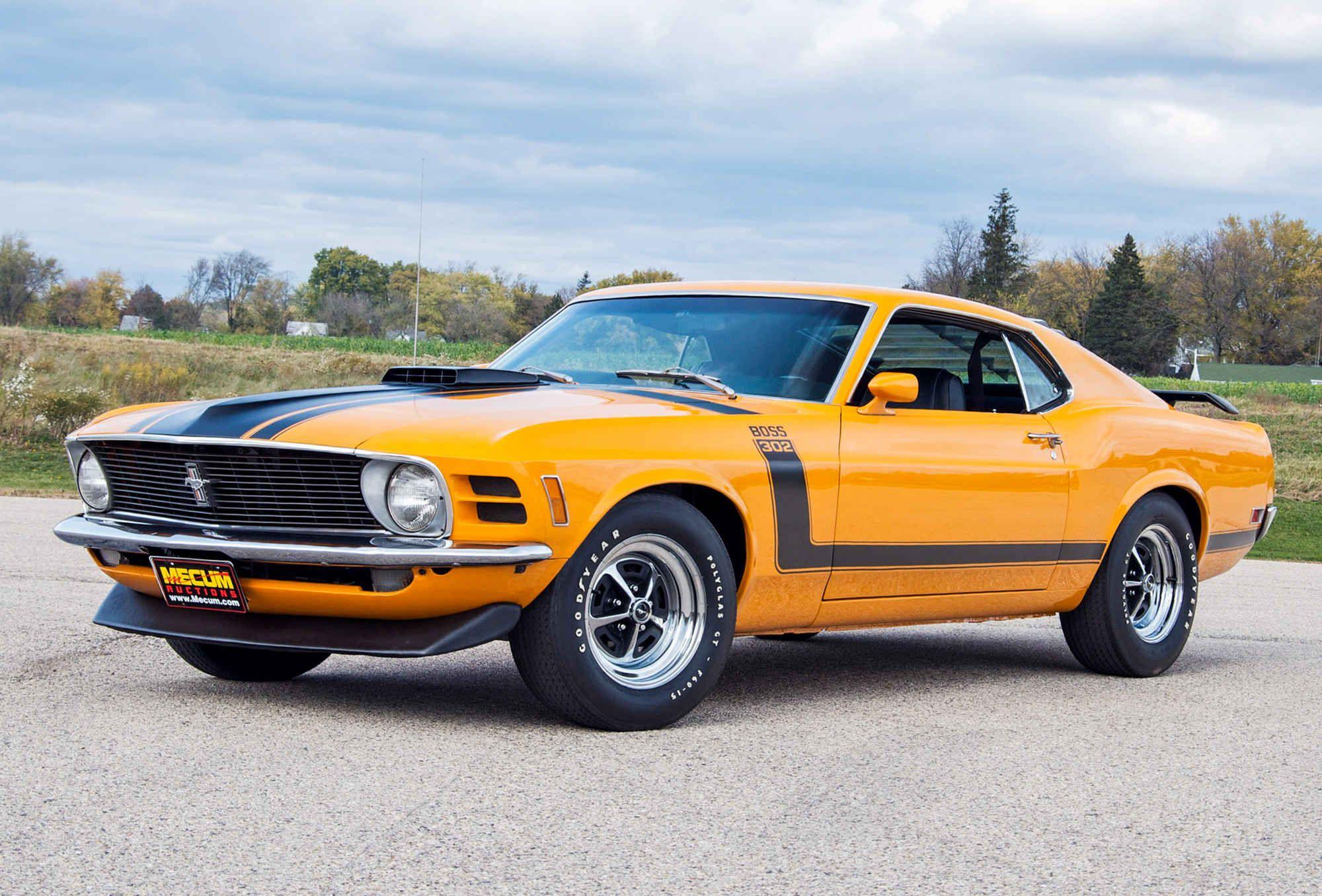 Photos Of Glorious First Generation Mustangs Supercompressor Com