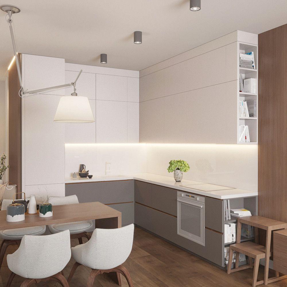 Квартира в ЖК Филиград | Cucine, Architettura e Arredamento