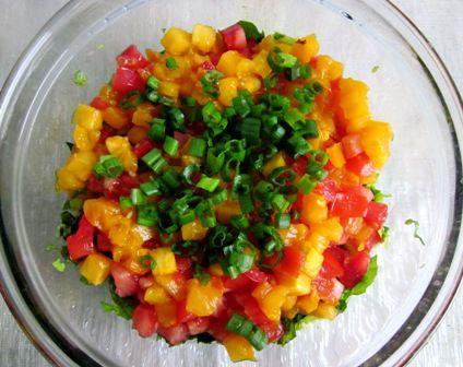 Healthy salad recipe easy