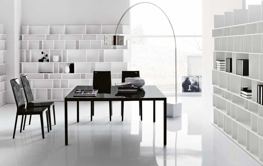 Contemporary Home Office Furniture For Stylish And Space Saving: Contemporary  Home Office Furniture For Stylish