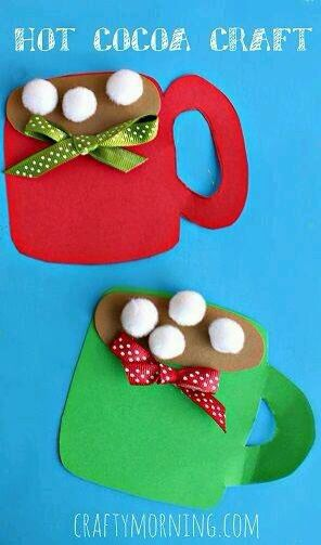 Christmas Crafts for Kids Craft, Tabletop and Winter