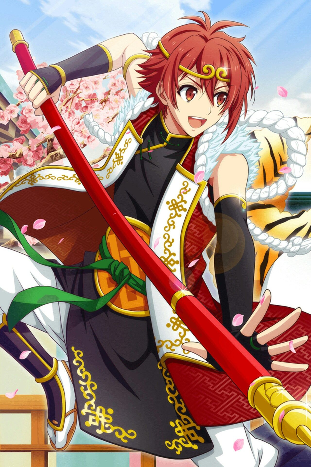 Riku Nanase Zodiac Gambar Anime Gambar