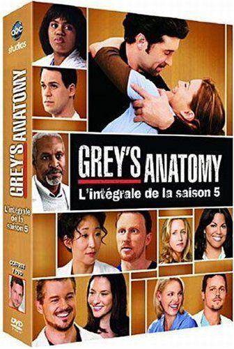 Amazon Fr Greys Anatomy Saison   Euros