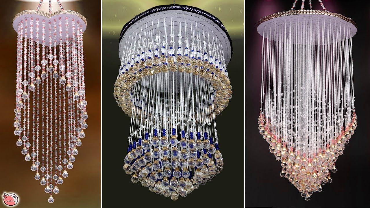10 All.. Beautiful Peals Wall Hanging Ideas !!! DIY Jhumar