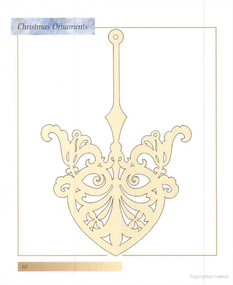 Decorative ornamental scroll saw patterns natale pinterest