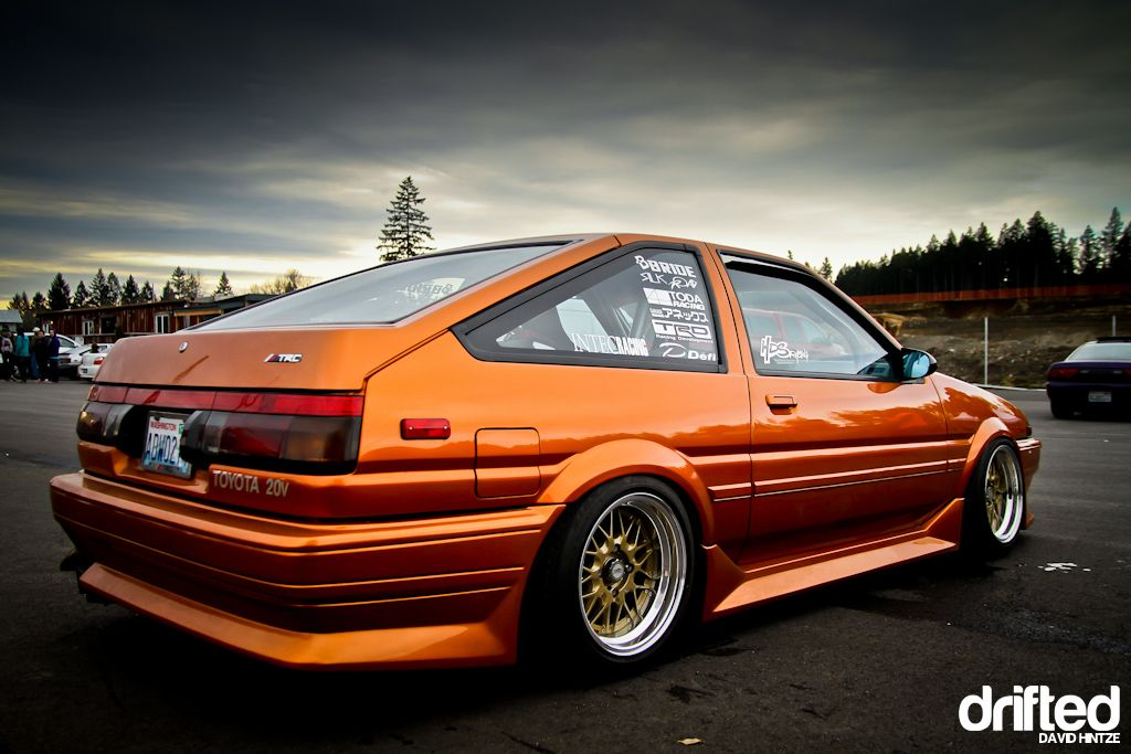 Feature Flashbacks From Washington State Best Jdm Cars Toyota Corolla Ae86