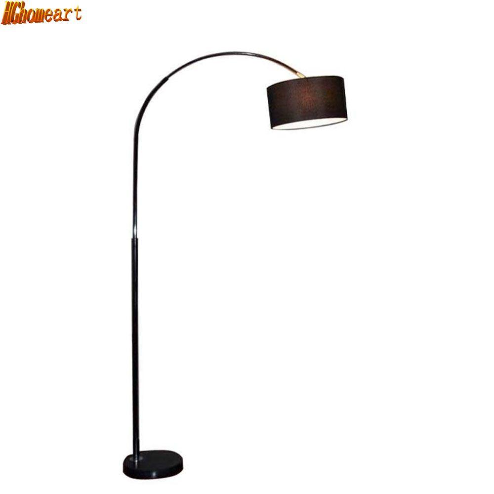 Modern Fishing Floor Lamp 110v 220v Modern Floor Lamps For Living Room Power Switch Button E27 Rainbow Black Modern Floor Lamps Floor Lamp Led Floor Lamp