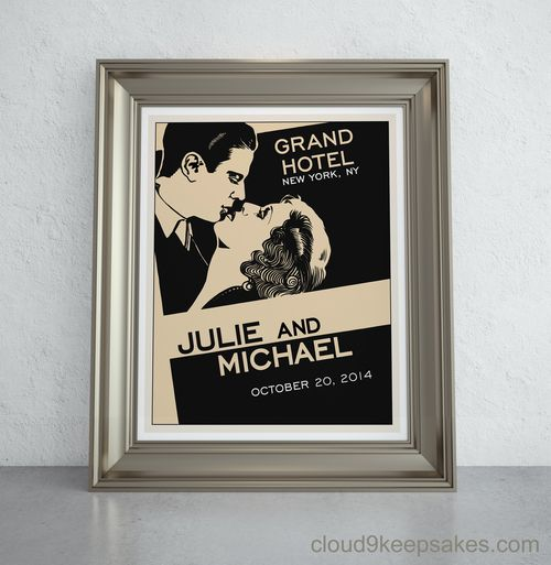 Wedding Venues Near Me Cheap: Bride & Groom Personalized Gift
