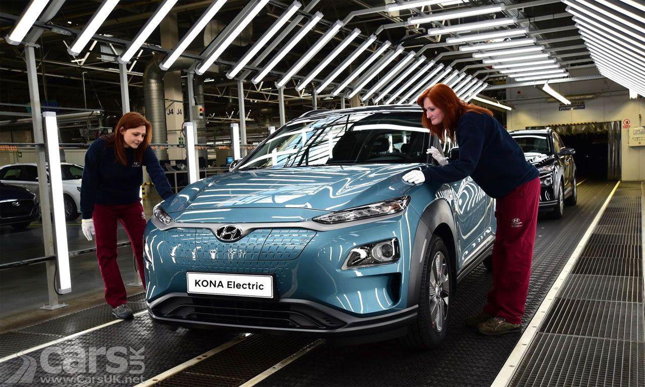 Hyundai Kona Electric Waiting Times Slashed For 2020 Promises Hyundai Hyundai Cars New Hyundai Cars Uk