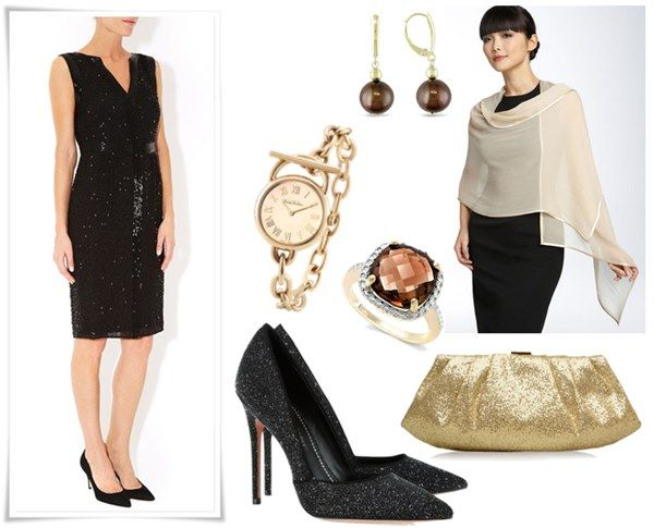 Wedding Guest Attire What To Wear To A Wedding Part 3 Gorgeous Beautiful Black Dress Accessories Little Black Dress Black Dress
