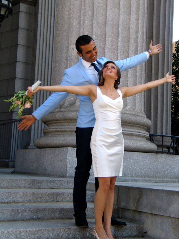 courthouse wedding dress ideas - Google Search | Dresses ...