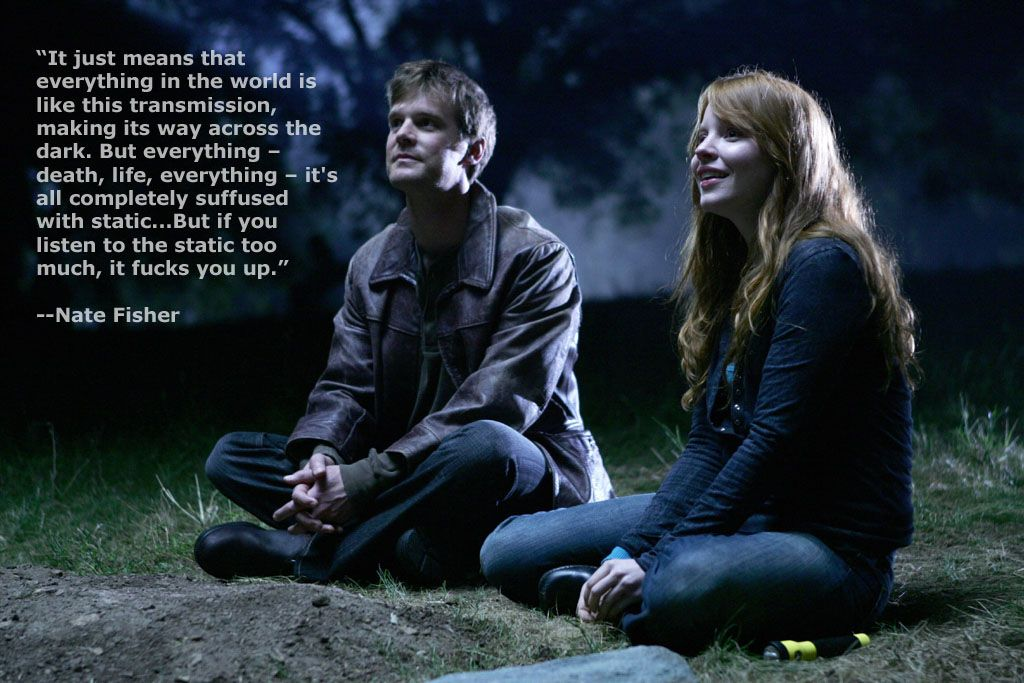 Six Feet Under.  One of the best shows EVER.
