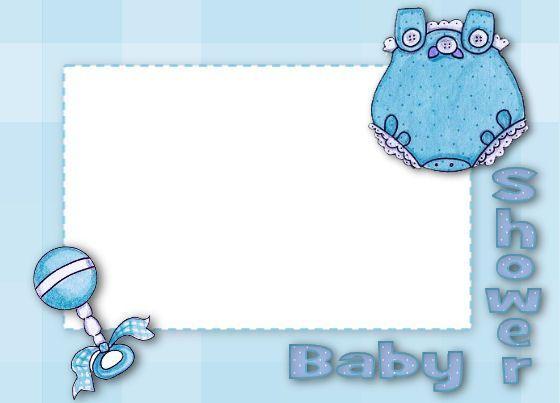invitaciones para baby shower niño para imprimir - Buscar con Google ...