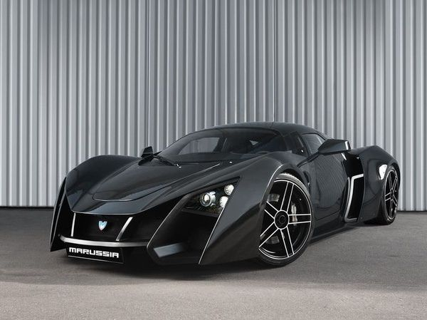 High Quality Marussia   The First Russian Supercar. The Putin Escape Vehicle.