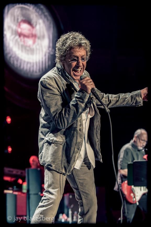The Who Oakland 2.1.13