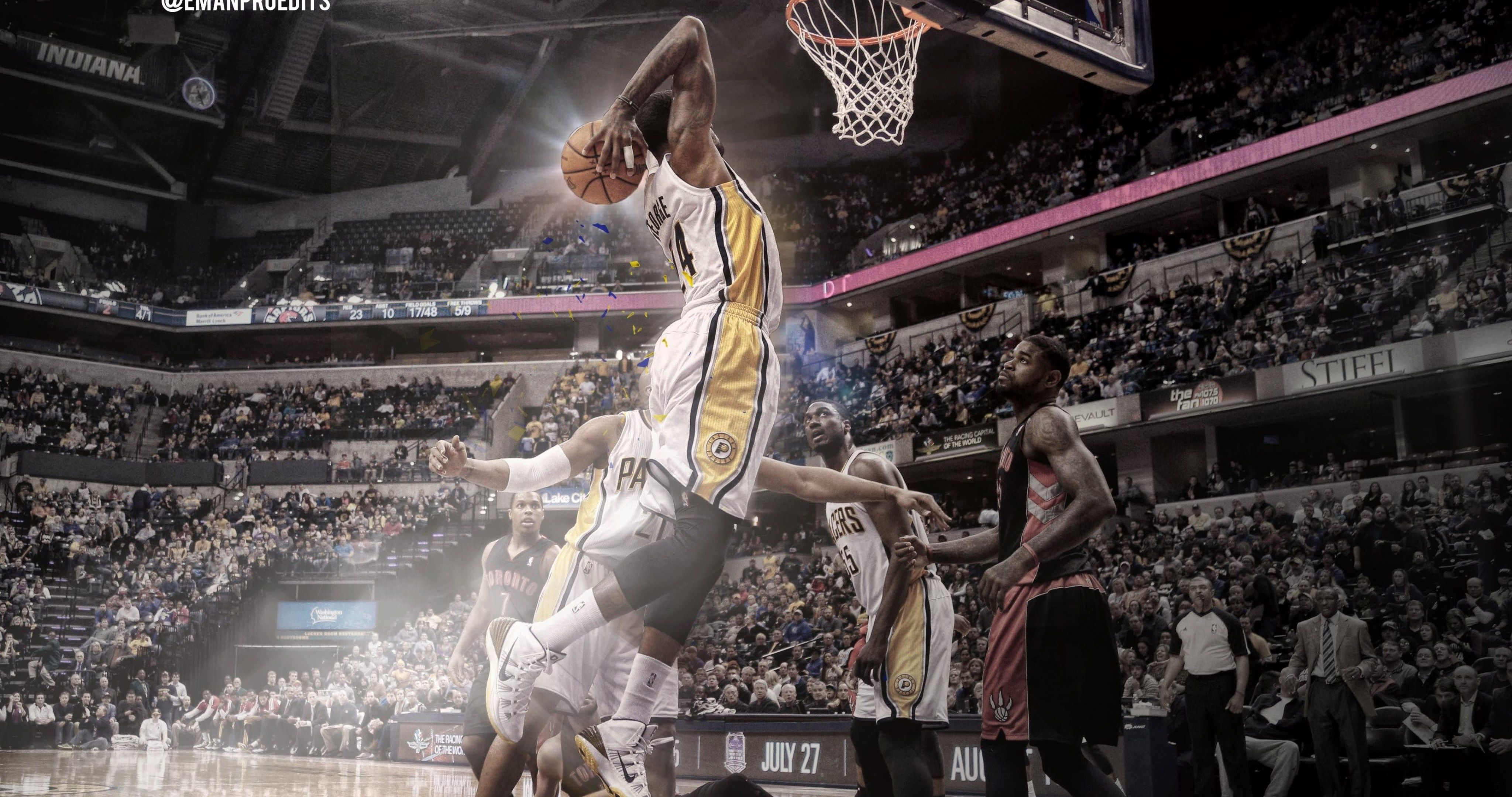 Basketball player paul george 4k ultra hd wallpaper sharovarka basketball player paul george 4k ultra hd wallpaper voltagebd Image collections