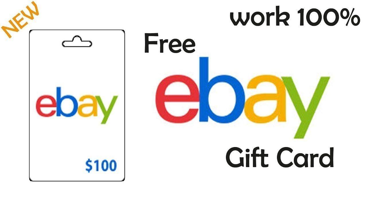 Ebay gift card codeshow to get free ebay gift codes 2019