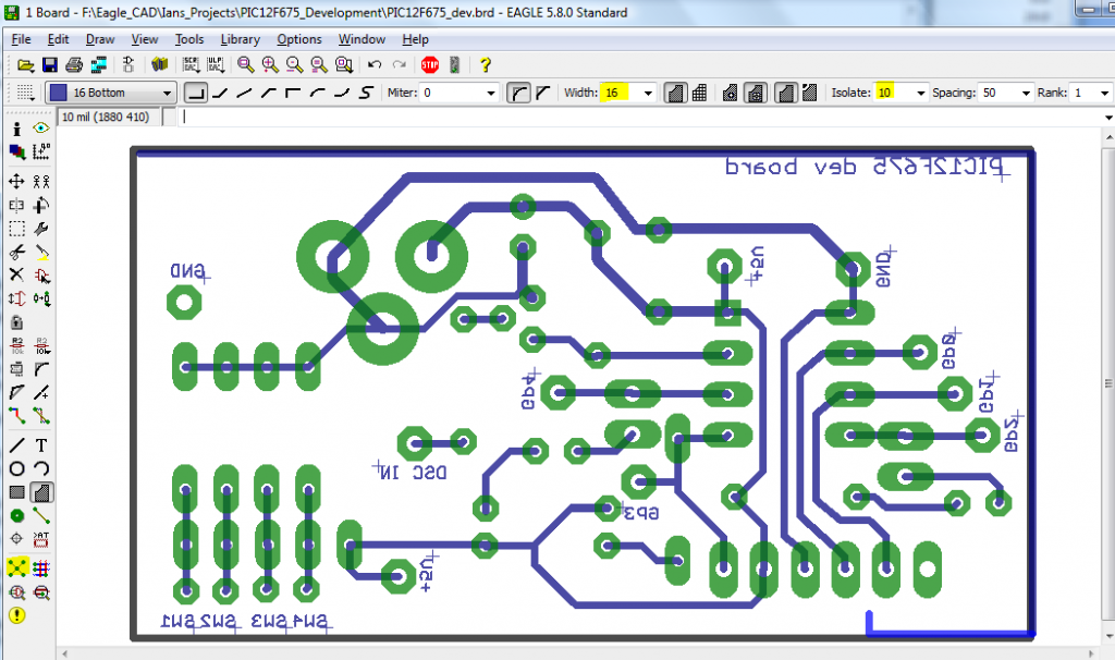 Top 10 Free Pcb Design Software Gadgetronicx Pcb Design Software Pcb Design Software Design