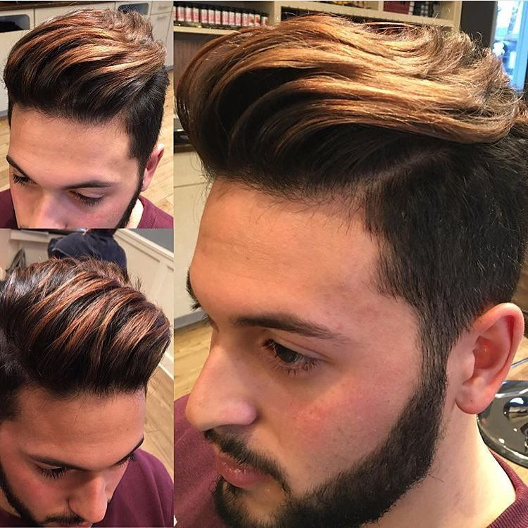 30 Spectacular Hair Color Ideas For Men Express Yourself Mens Hair Colour Men Hair Color Golden Hair Color