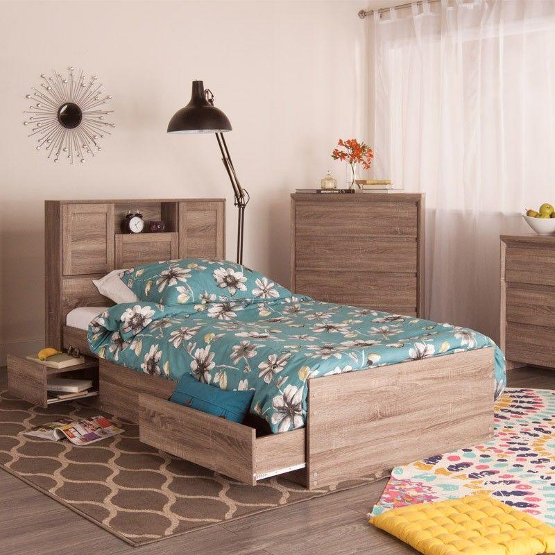 RUTI Storage Bed | My Style | Pinterest