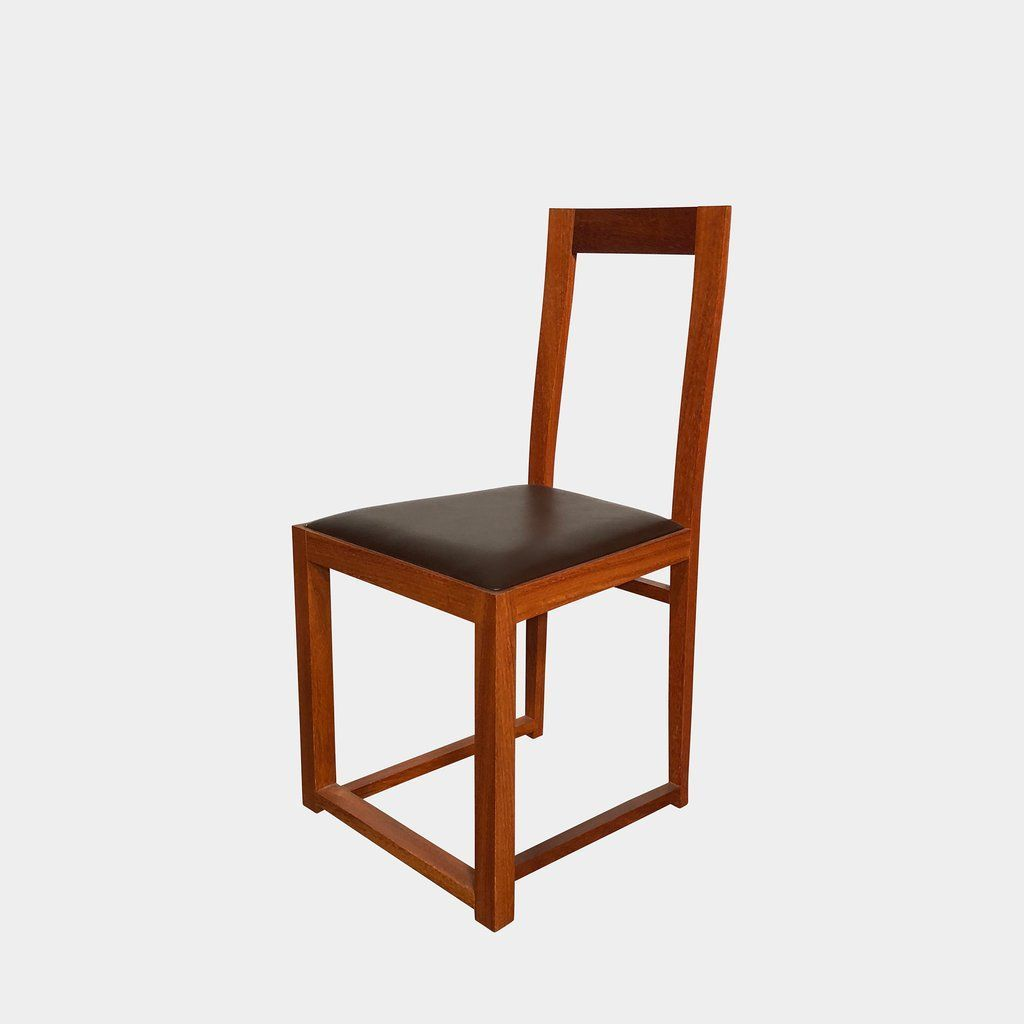 Cherry Wood Dining Chair Modern Home Design Interior Styling