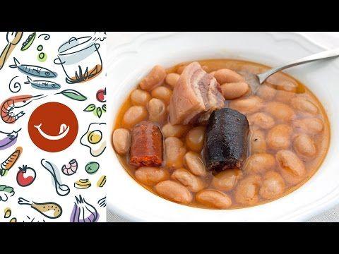 Fabada O Fabes Receta Tradicional Asturiana