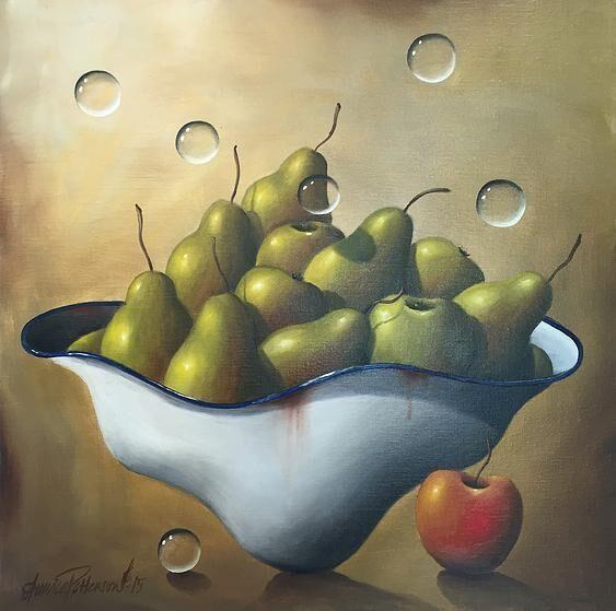 Annica Petterson - Äpplen Och Päron
