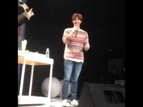 30.1.2016 songjaelim fanmeeting 놀러와 - YouTube