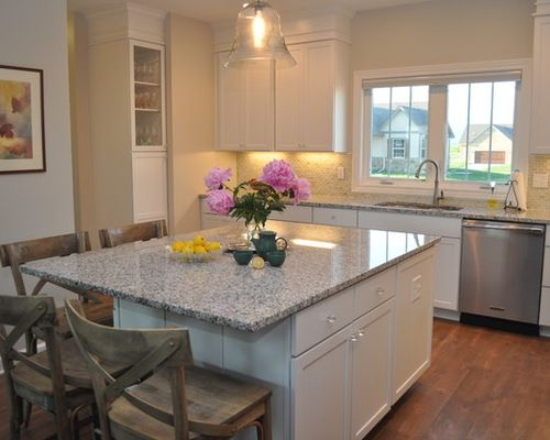 Luna Pearl Granite Countertop Google Search Kitchen