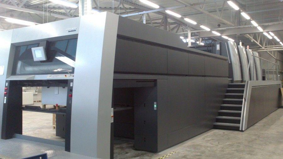Heidelberg Speedmaster Xl 162 4 Vlf Prints Machine Design Tool Design