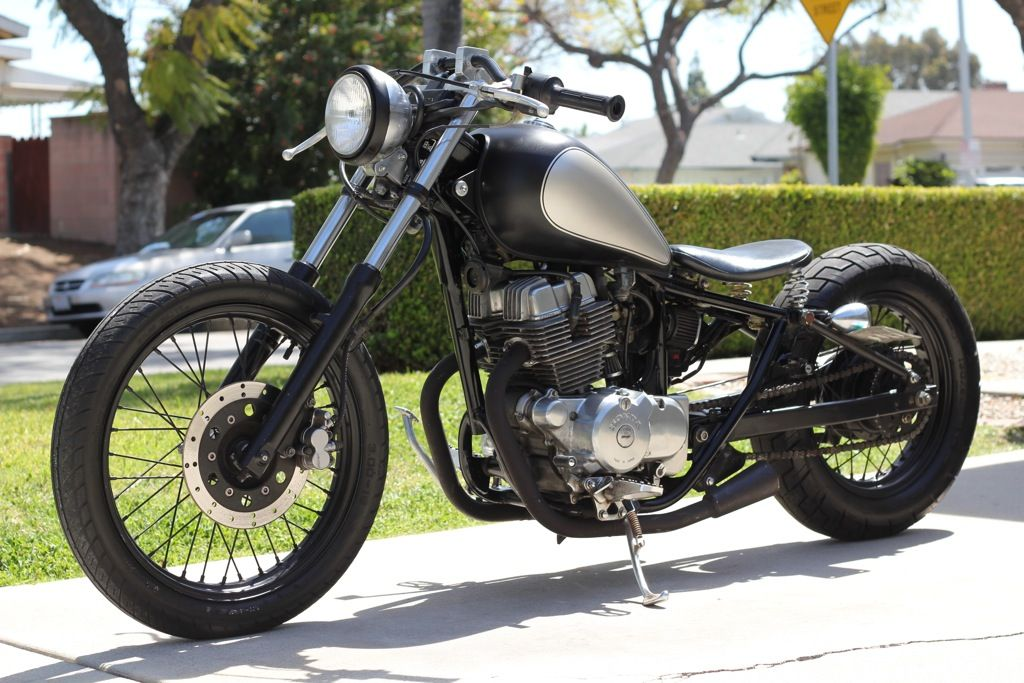 honda rebel 250 this is pretty cool for a little honda 250