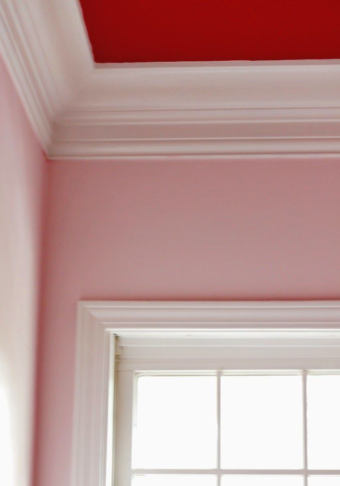 Paint Color Sherwin Williams Charming Pink Decided This Is The Accent For Vivi S Room