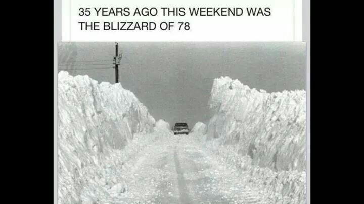 Columbus Ohio Blizzard Of 1978 L Bs Board Iowa Ohio Snow