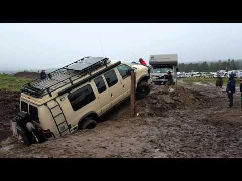 Ford Econoline E 350 4x4 Sportsmobile Camper - YouTube