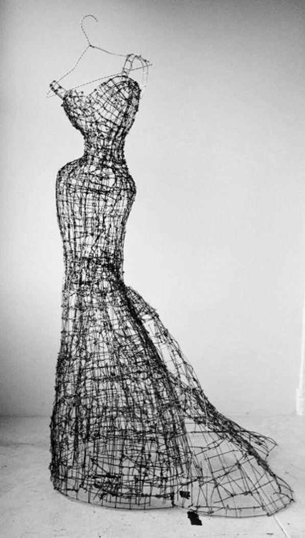 ruth jensen wire sculpture | Etsy | Pinterest