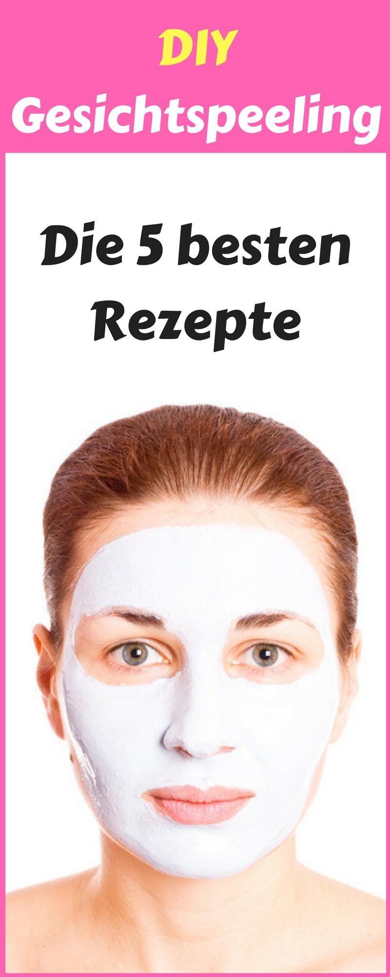 Diy Gesichtspeeling 5 Einfache Rezepte Korperpflege Cellulite
