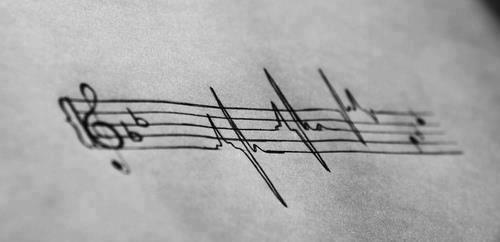 in heart beat