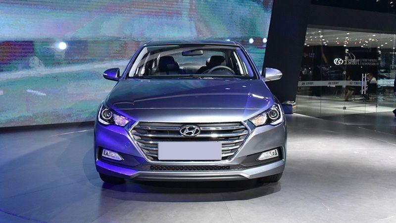 Hyundai Accent 2017 thế hệ hoàn toàn mới vừa chính thức ra mắt với thiết kế hiện…