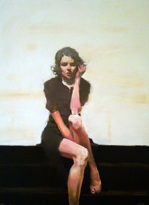 Black Steps by Michael Carson