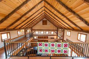 Greenville Barn Home - A circa 1840 barn converted into a ...